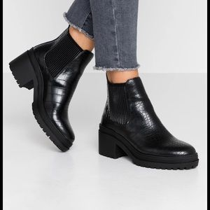 Topshop chelsea ankle boots